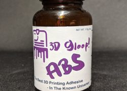 120ml ABS Gloop Bottle